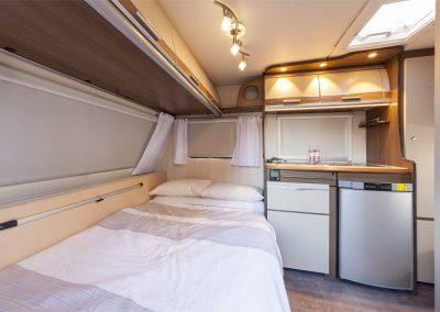 FreeCross Caravans FreeCross 370DD Luxor Front Bed 2