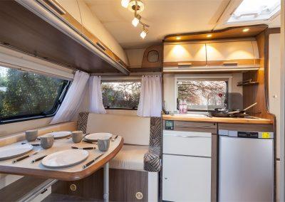 FreeCross Caravans FreeCross 370DD Luxor Interior 1