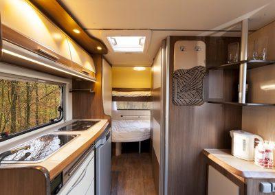 FreeCross Caravans FreeCross 370DD Luxor Interior 3