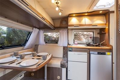 FreeCross Caravans Luxor Trim