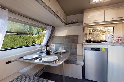 FreeCross Caravans Premium Trim