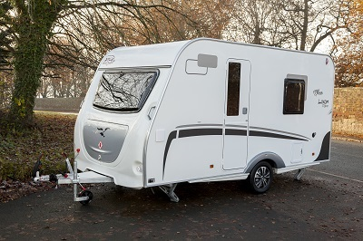 Lightweight Touring Caravan