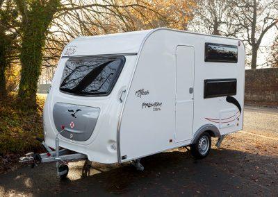 FreeCross Caravans 330DL Premium Exterior