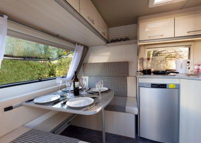 FreeCross Caravans 330DL Premium Interior Living 1