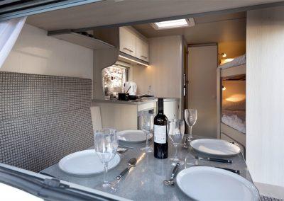 FreeCross Caravans 330DL Premium Interior Living 2