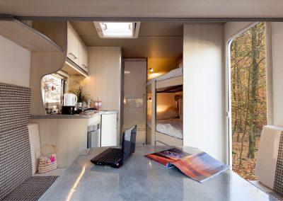 FreeCross Caravans 330DL Premium Interior Living 3