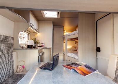 FreeCross Caravans 330DL Premium Interior Living 4