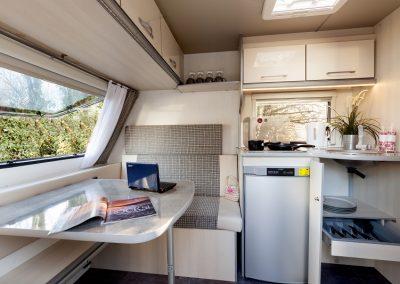 FreeCross Caravans 330DL Premium Interior Living 5